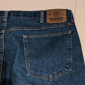 Wrangler Men's Midweight  Jeans  40x30